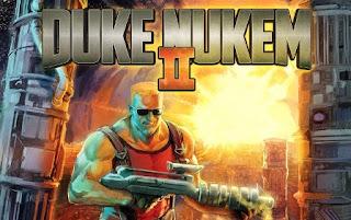 Duke Nukem 2 PC Games Logo