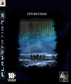 The Terror Game Cover