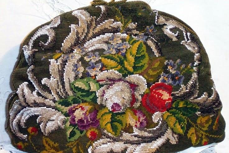 Флудилка: Альбом пользователя strizhi28: Старинные грелки на чайник. Вышивка бисером