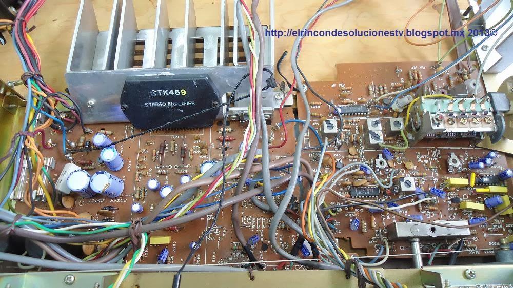 Amplificadores Sanyo 1976 Panasonic+SS270+DM%252C+amplificador+de+audio.