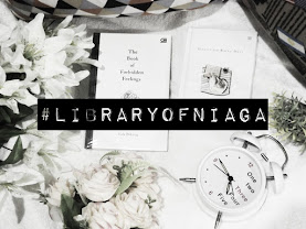 [CLOSED] Recent Giveaway : #libraryofniaGA