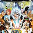 truyện tranh Rave Master - Thanh kiếm biến hình Updaten chap 168-197