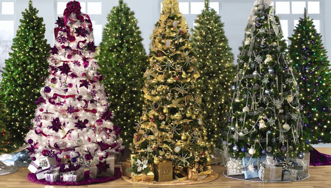 christmas treeswith jaclyn smith for kmart ornaments natchfor kmart christmas trees and christmas decoration alternatives their christmas shop