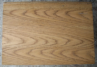 oak wood has nice grain and looked
