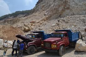 Kondisi Industri Pertambangan di Kecamatan Cipatat