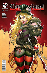 GFT Wonderland #19 Zenescope