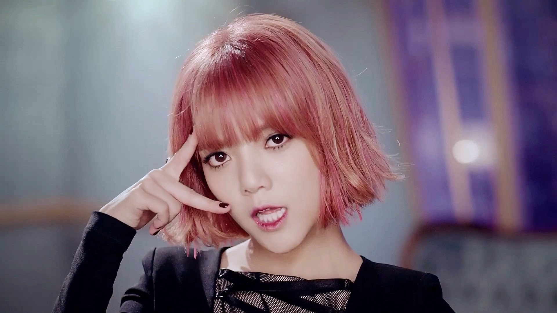 AoA Jimin Like A Cat