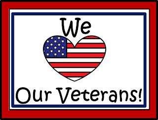 http://www.teacherspayteachers.com/Product/A-We-Love-Our-Veterans-Poster-968321