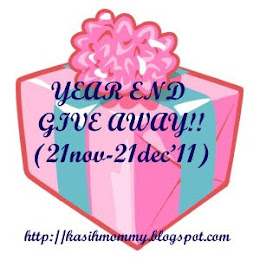 Year End Give Away!!!!