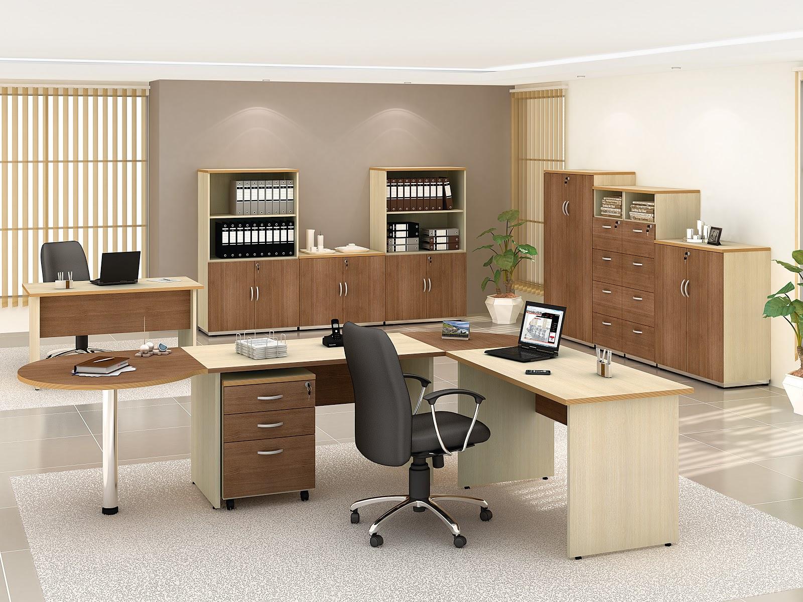 Dhauss: A importância de bons móveis para escritório #8F693C 1600x1200