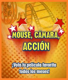 Mouse, Camara, Accion