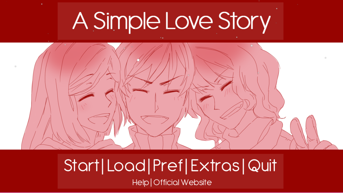 visual novel review a simple love story