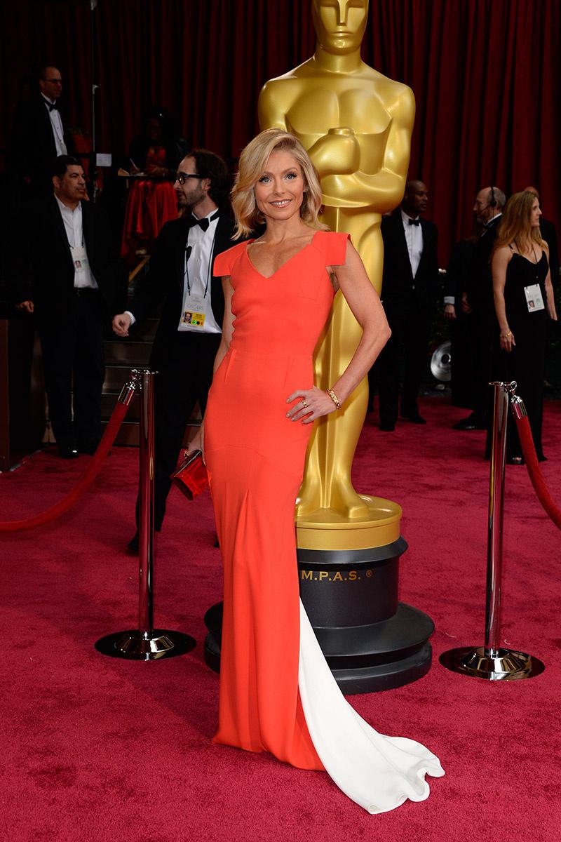 Kelly Ripa Oscar 2014