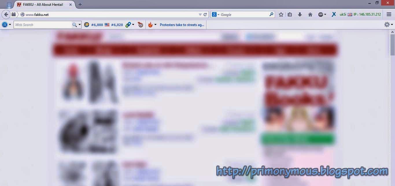 Cara Membuka Website Yang Diblokir Dengan Mudah