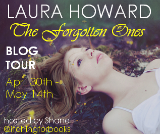 REVIEW and GIVEAWAY: The Forgotten Ones by Laura Howard