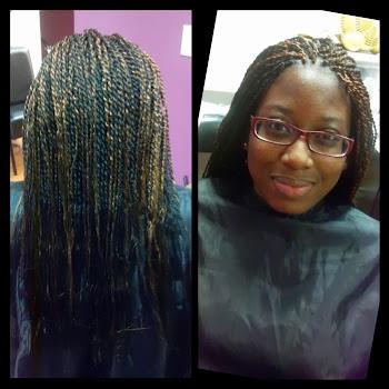 Senegalese Twist