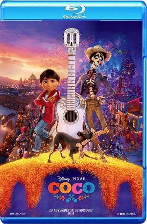 Coco 2017 BRRip BluRay 720p