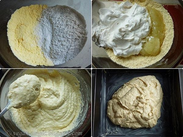 Gluten-free Plum Cake Batter