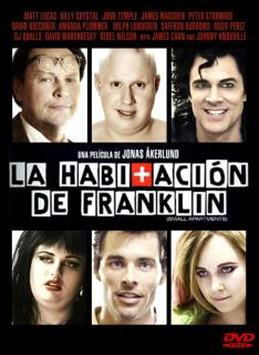 La Habitación De Franklin [2012] [Dvdrip] [Español Latino]