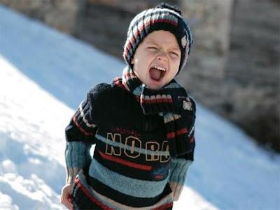 4 نصائح مهمة للعناية بالأطفال في فصل الشتاء