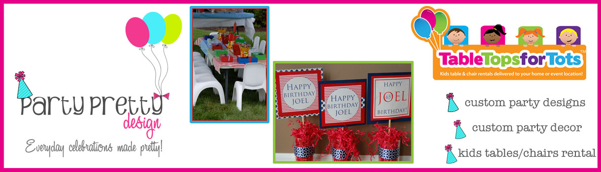 Party Pretty Design