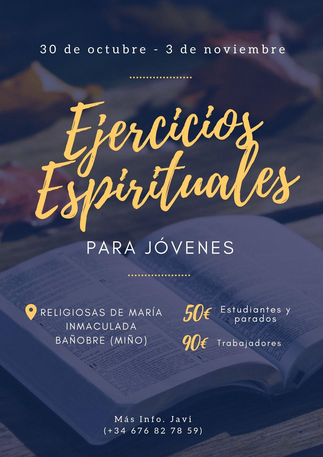 Ejercicios Espirituales para Jóvenes