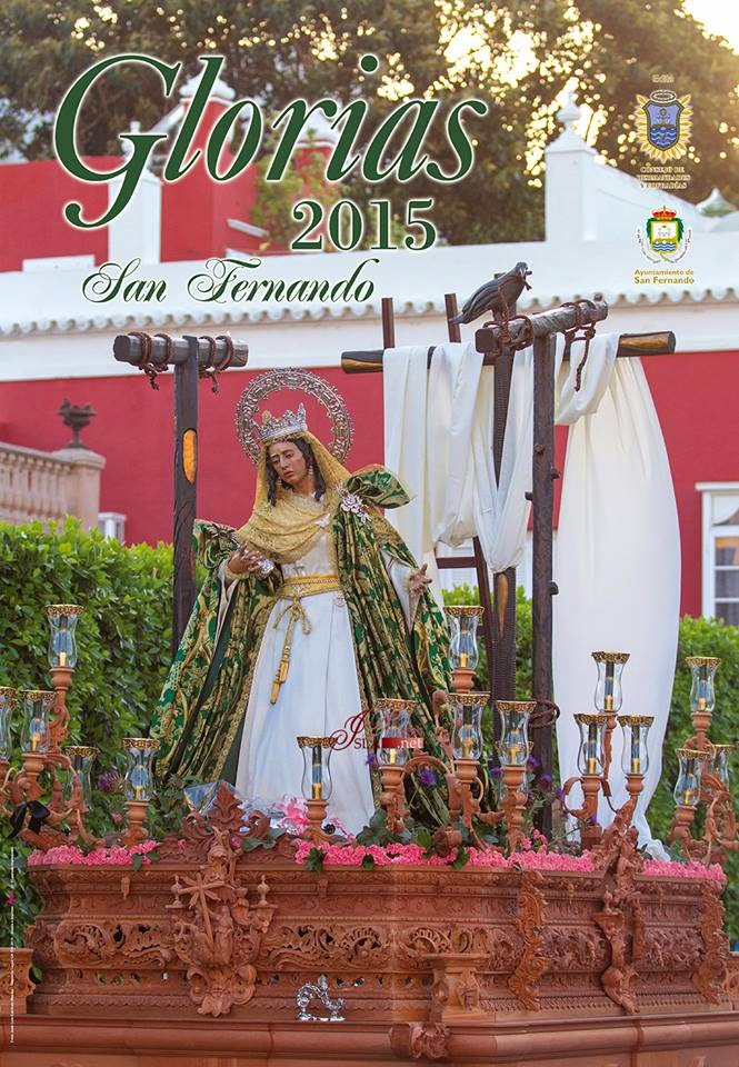 Cartel Glorias 2015.