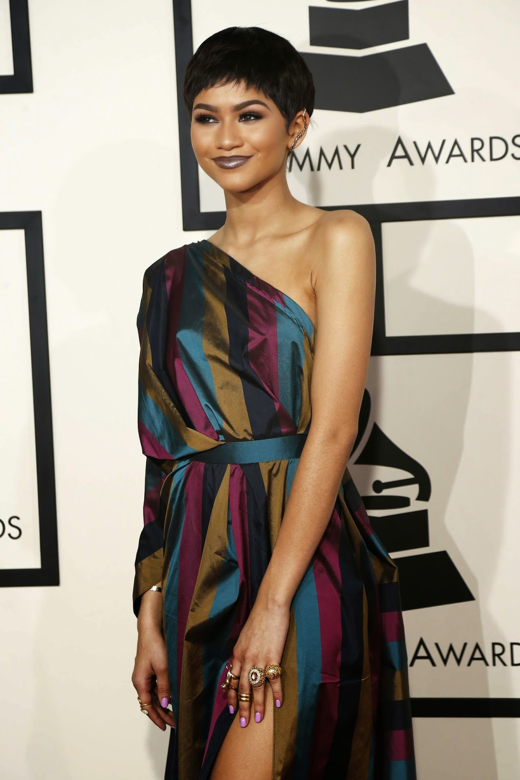 Zendaya – 57th Annual GRAMMY Awards in Los Angeles