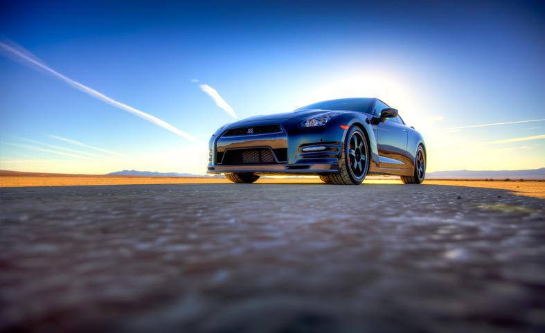 2024 Nissan GT-R Track Edition