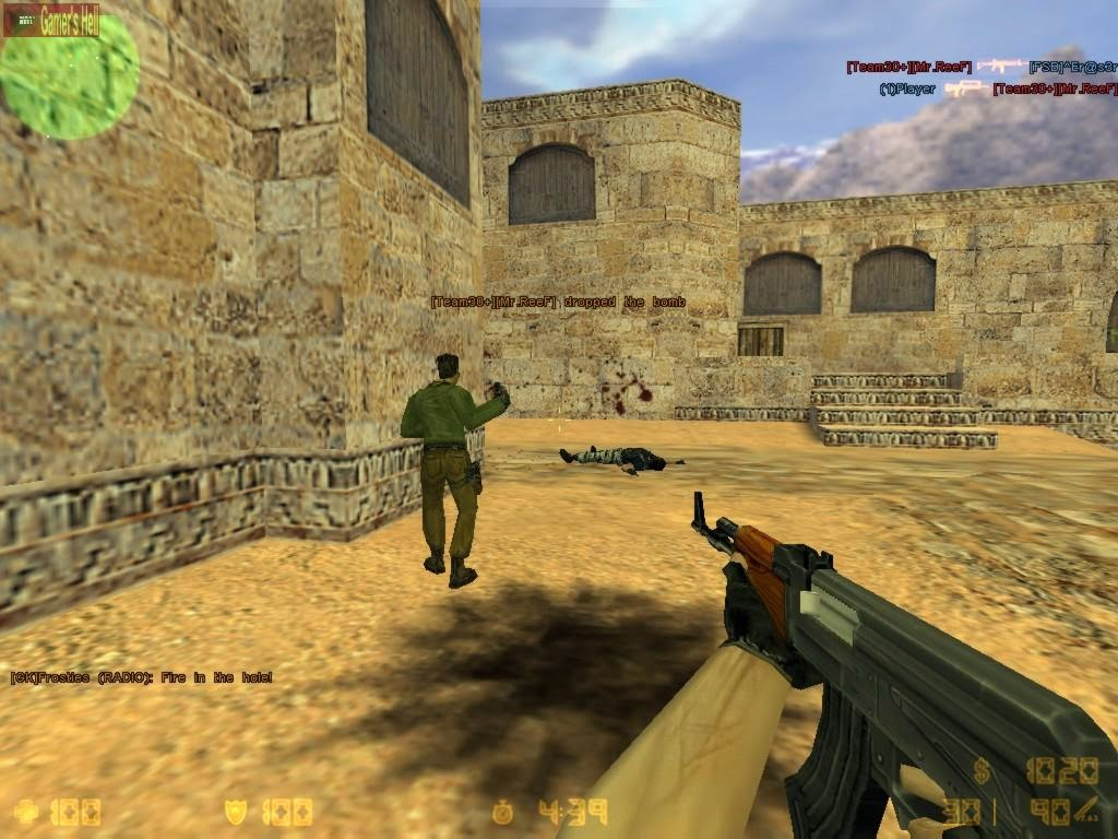 Counter strike 1 6 gogo share