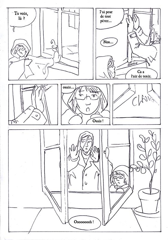 Les Clefs de chez soi, page 11 (Astate)