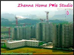 ♥ Updates on Zhenna Home Pole Studio!!