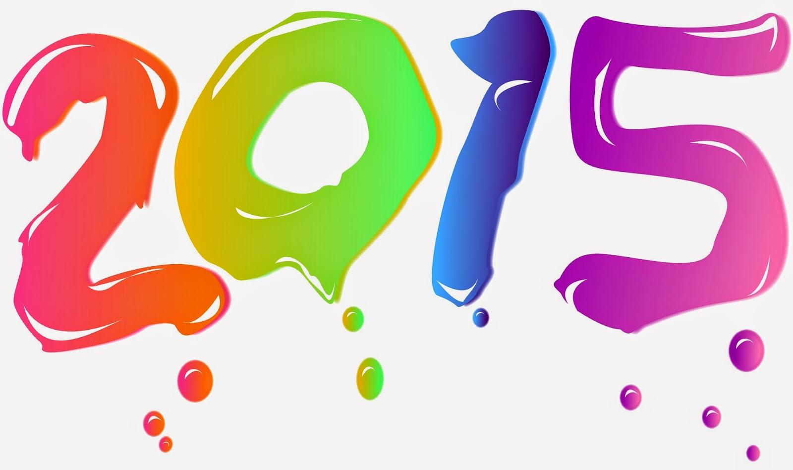 2014 est morte, vive 2015!