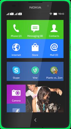 Nokia XL Smartphone