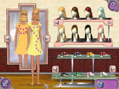 Games Barbie Fashion Show Barbie Fashion Show Download