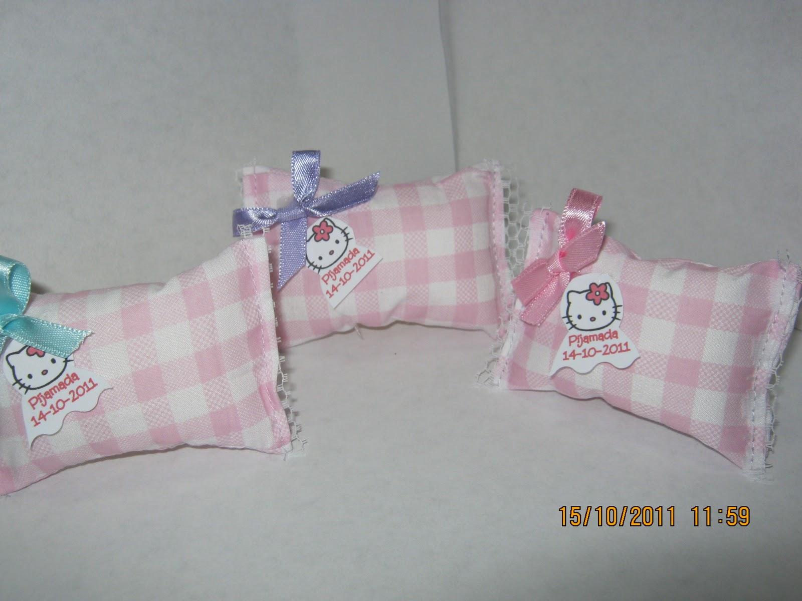 Bicashi Recuerdos para Baby Shower y Pijamada