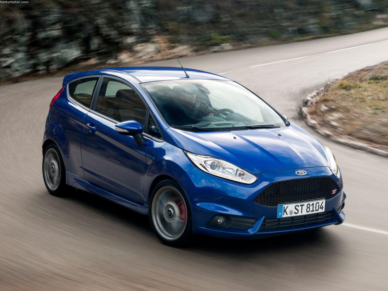 Nuevo Ford Fiesta ST 2014