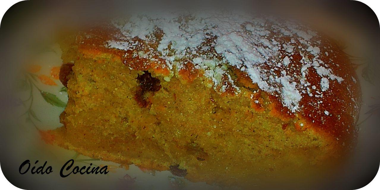 O do cocina de ana bugatto bizcocho de manzana pasas y for Bizcocho de manzana y canela
