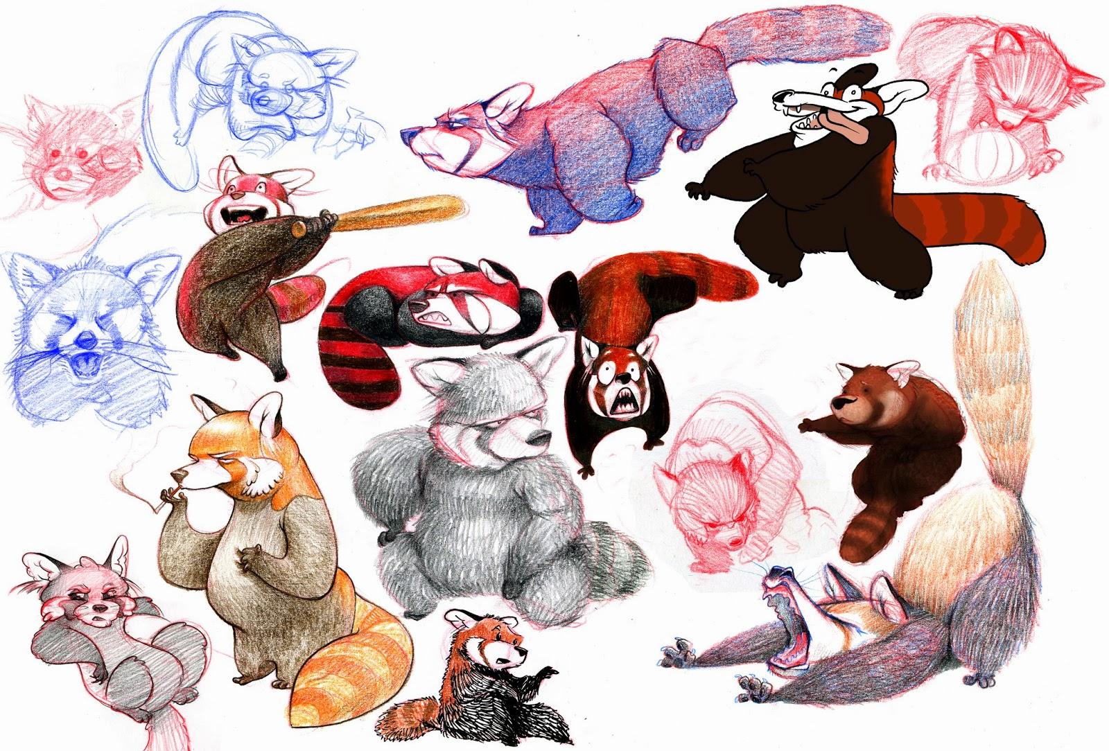 Stradacoast: Red Panda Party