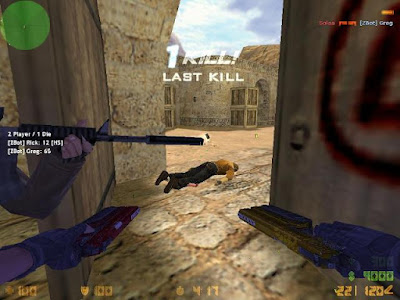 Counter Strike Extreme Gameplay PC Games