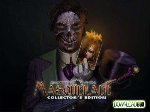 Shattered Minds: Masquerade Collector's Edition main image
