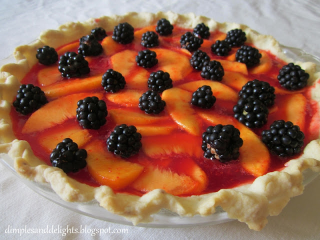 How to make fresh fruit pie with mommy is coocoo
