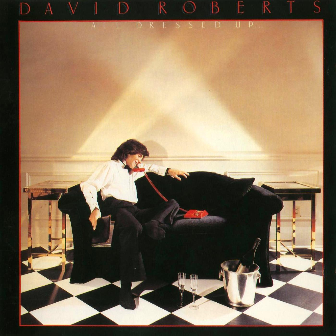 David Roberts All dressep up 1982