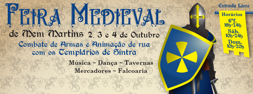 Feira Medieval - Mem Martins