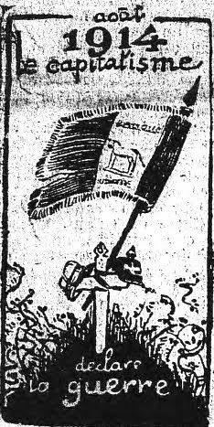 Dessin dans L'Humanité du 30 juillet 1924 :