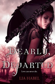 Steampunk Zombie Book Review Dearly Departed by Lia Habel