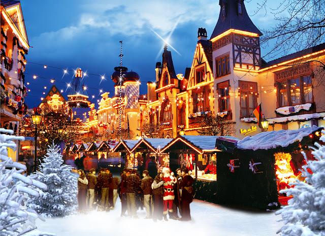 Costumbres de navidad costumbres navide as - Costumbres navidenas en alemania ...