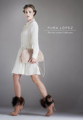 Pura López, nude, colección, otoño, 2013