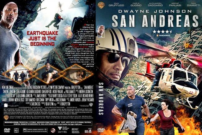 San Andreas – Latino – DVD9