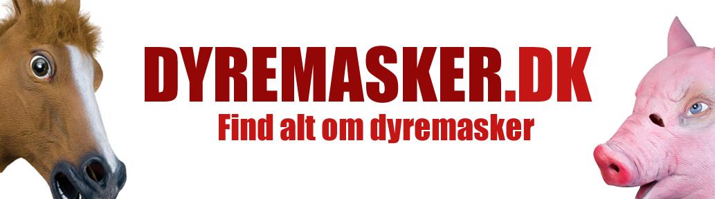 Alt i billige kvalitets dyremasker - DYREMASKER.DK